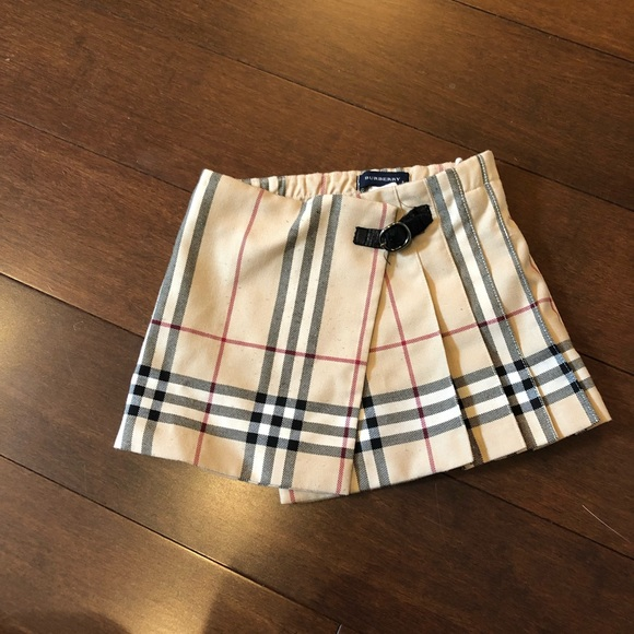 Burberry Other - Burberry size 2 skirt